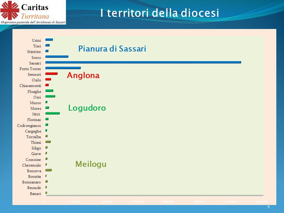 I territori della diocesi 4