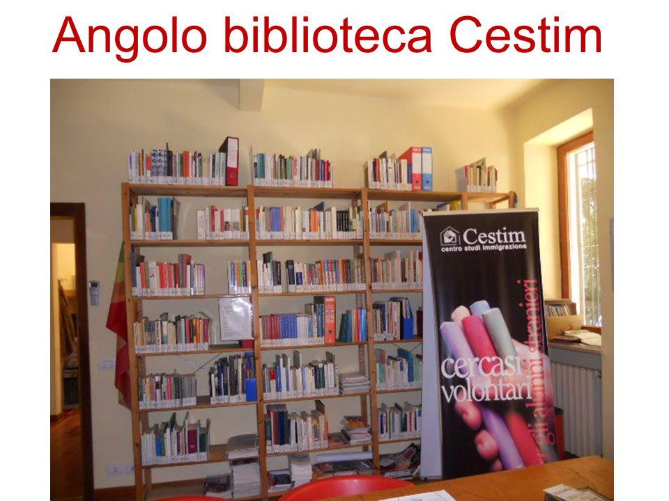 Angolo biblioteca Cestim