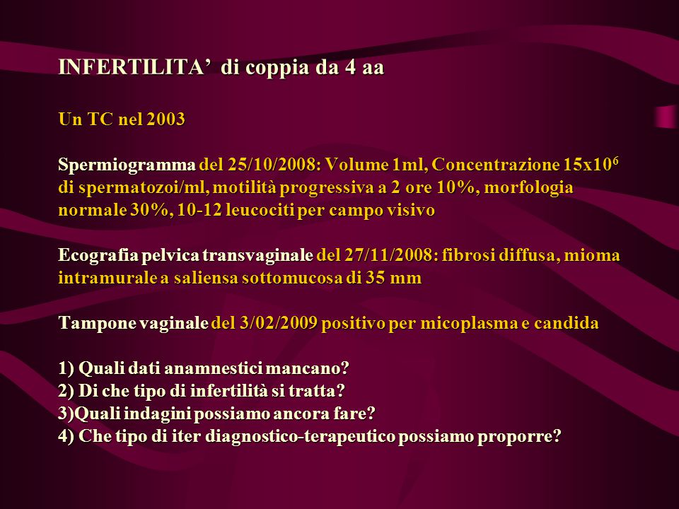Optimal evaluation of infertile female The Practice Committee of the American Society for Reproductive Medicine Fertil.