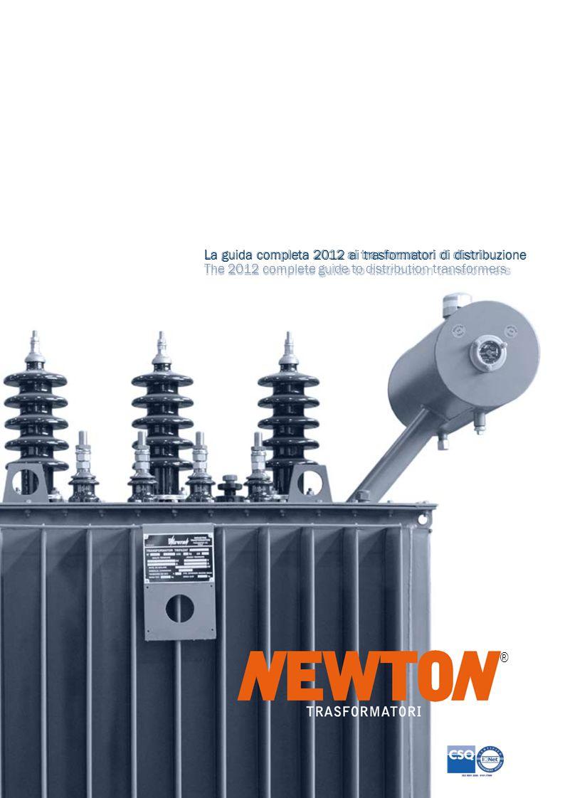 La guida completa 2012 ai trasformatori di distribuzione The 2012 complete guide to distribution transformers ®