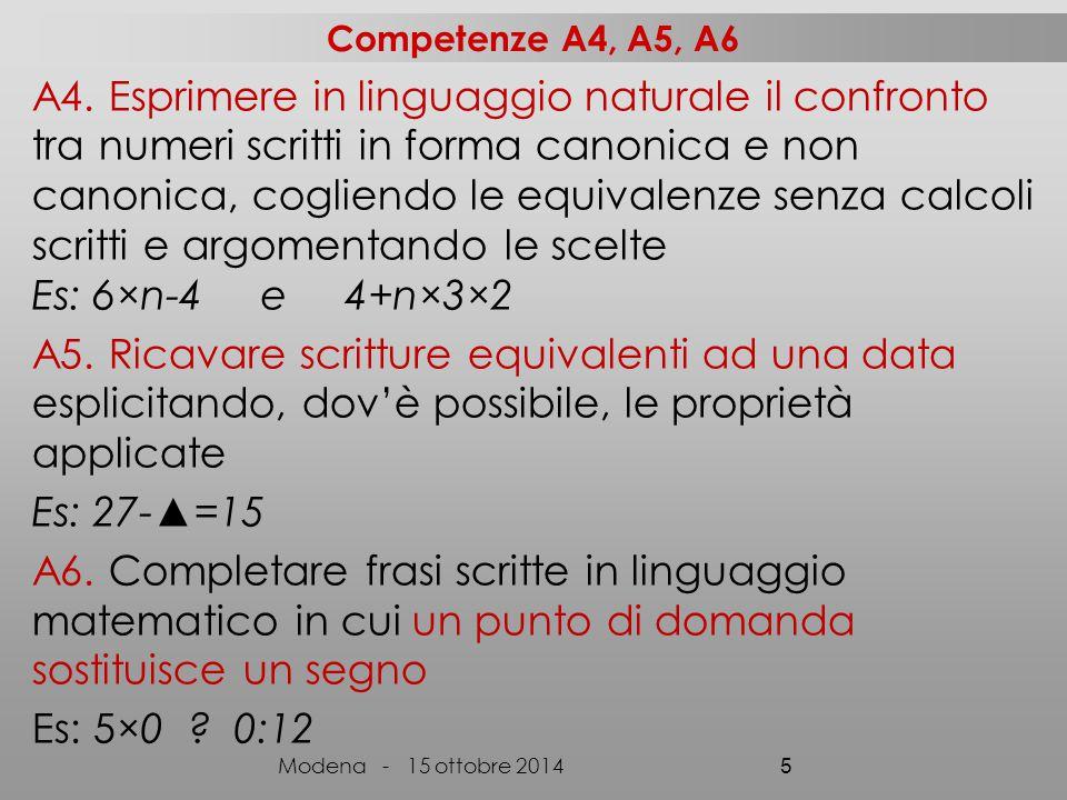 A.LINGUAGGIO - Quinta A1.