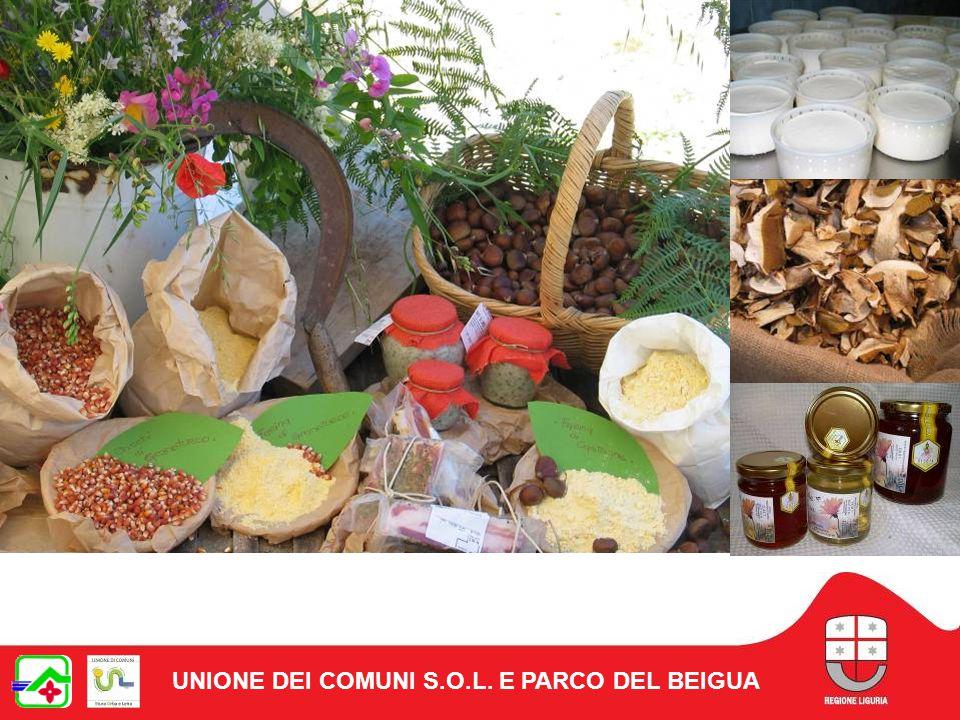 UNIONE DEI COMUNI S.O.L. E PARCO DEL BEIGUA