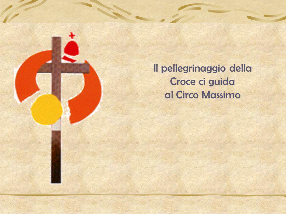 Il pellegrinaggio della Croce ci guida al Circo Massimo