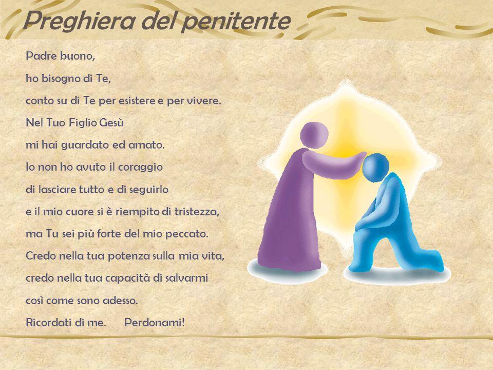 Padre buono, ho bisogno di Te, conto su di Te per esistere e per vivere.