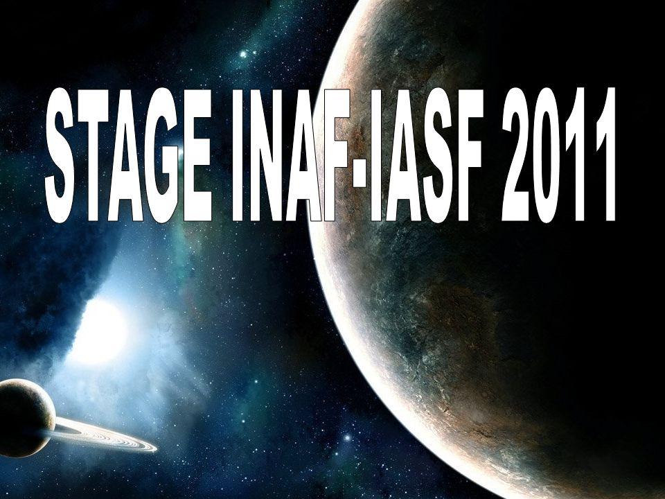 IASF – Istituto di Astrofisica Spaziale e Fisica INAF – Istituto Nazionale di Astrofisica Ma cosa si intende per Astrofisica.