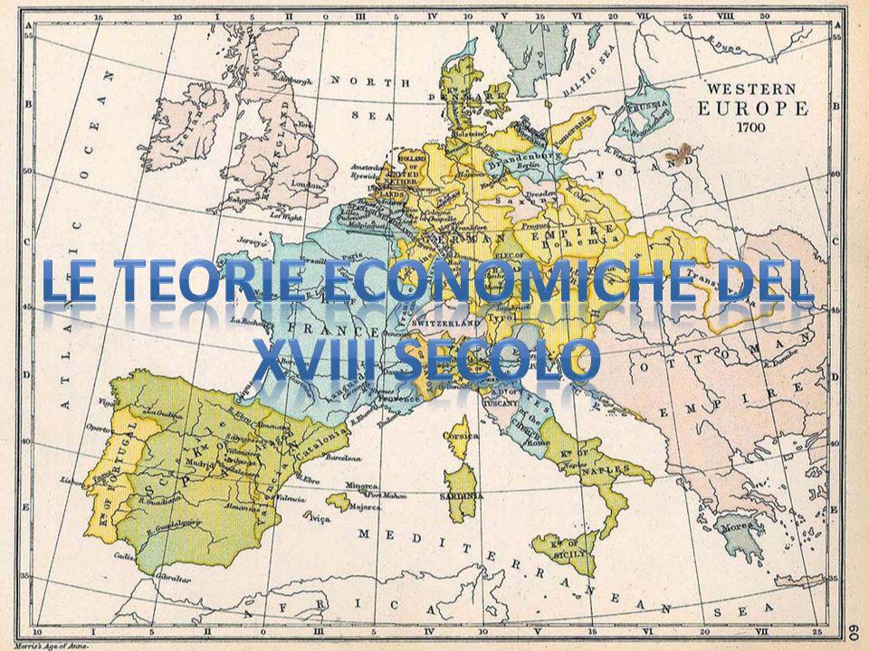 IL Mercantilismo fu una politica economica che prevalse in Europa dal XVI al XVIII secolo, basata sul concetto che la potenza di una nazione sia accresciuta dalla prevalenza delle esportazioni sulle importazioni.
