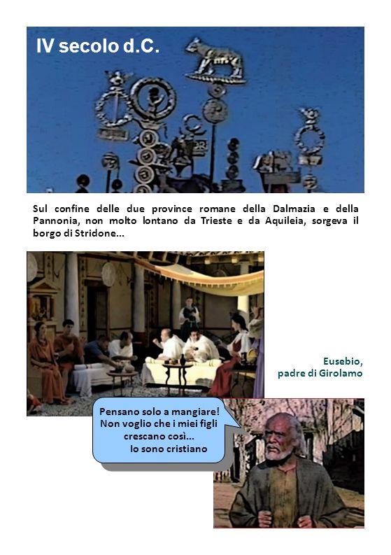 illustrazioni e testi tratti dal film Sâo Jeronimo di Julio Bressane (1999) con alcune integrazioni SAN GIROLAMO dottore della Chiesa Innamorato della Parola