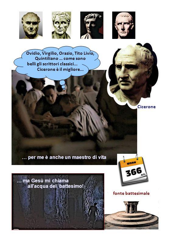 Andrai a studiare a Roma... Divertiamoci, Girolamo.
