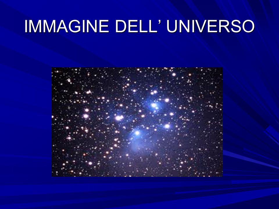 IMMAGINE DELL' UNIVERSO