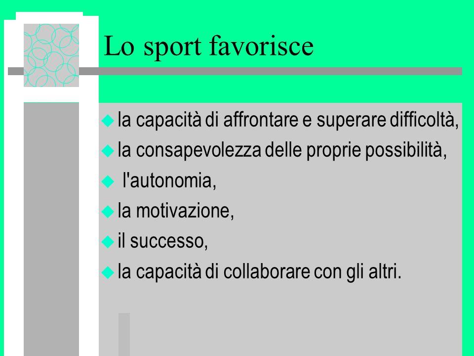 La motivazione u Esiste un 'interazione tra il livello di abilità e capacità competitiva ( atleti con uguali livelli di abilità possono presentare livelli diversi di prestazione)