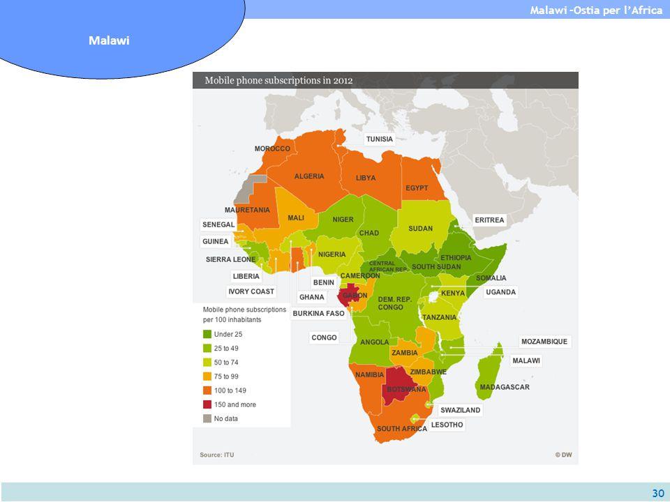 30 Malawi -Ostia per l'Africa Malawi