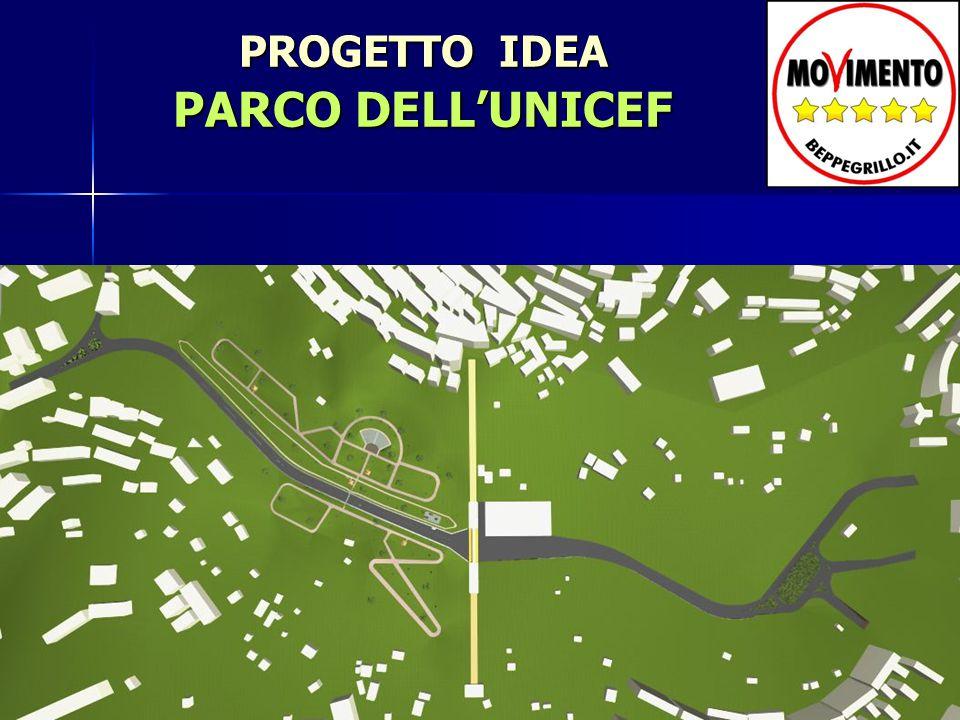 PROGETTO IDEA PARCO DELL'UNICEF