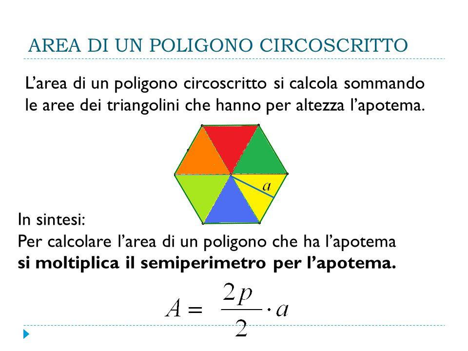 Cerca le risposte esatte  Un poligono che ha i lati tangenti a una circonferenza è: a.