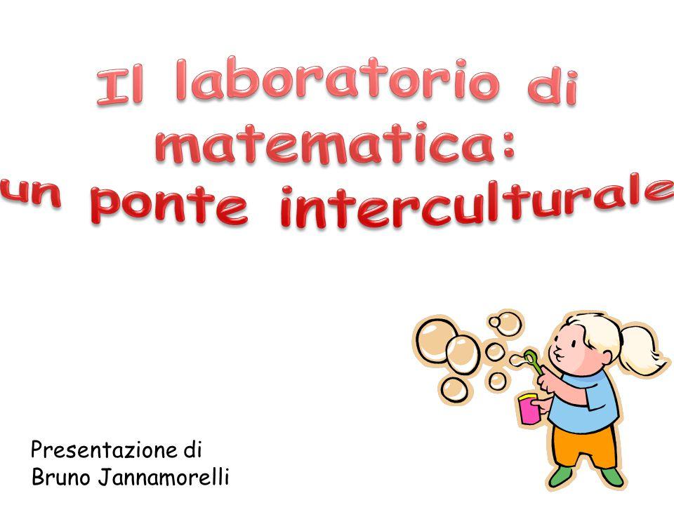 Laboratorio di Matematica Didattica attiva Didattica interculturale Faccio e … scopro.