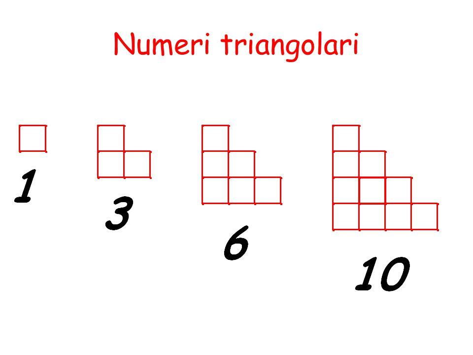 Numeri triangolari