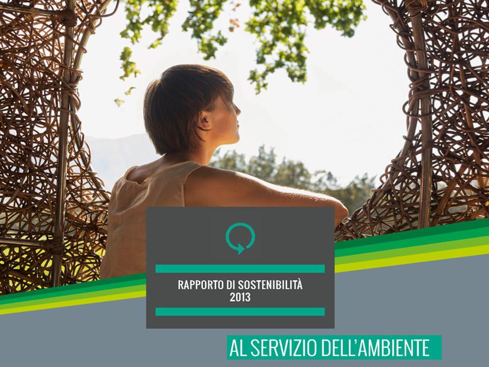 Selezione, standardizzazione e monitoraggio dei fornitori I fornitori di Ecodom si distinguono per le elevate performance operative e l elevata tutela ambientale.