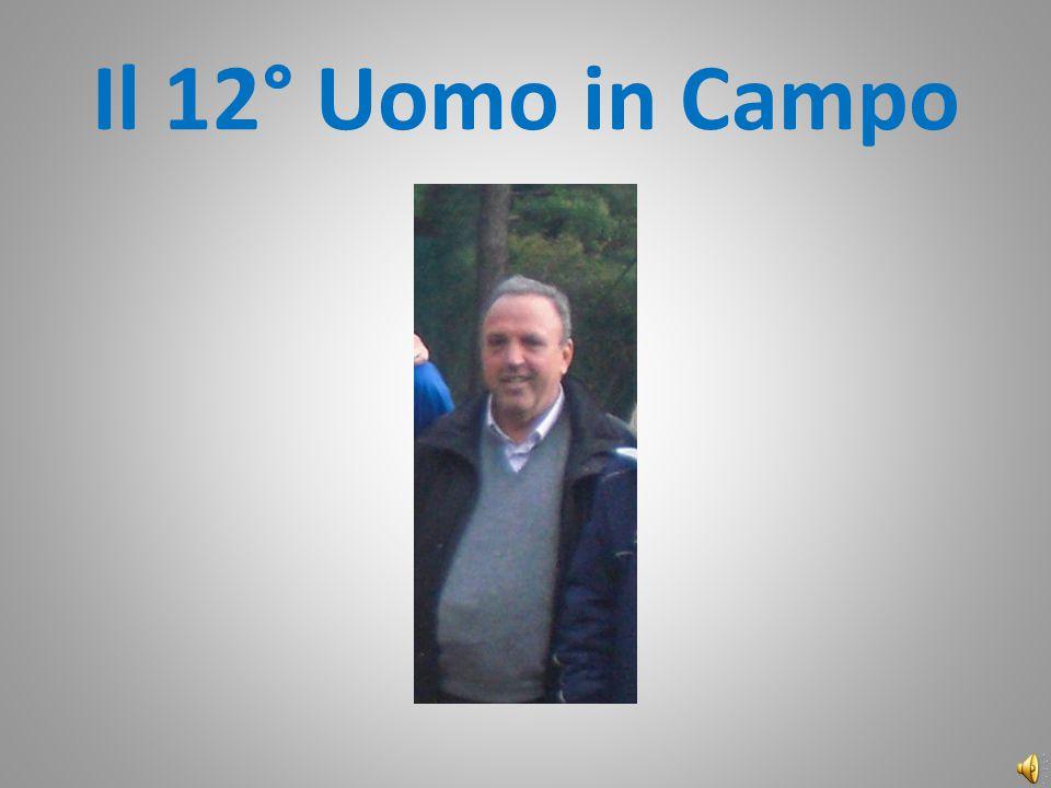 Il 12° Uomo in Campo