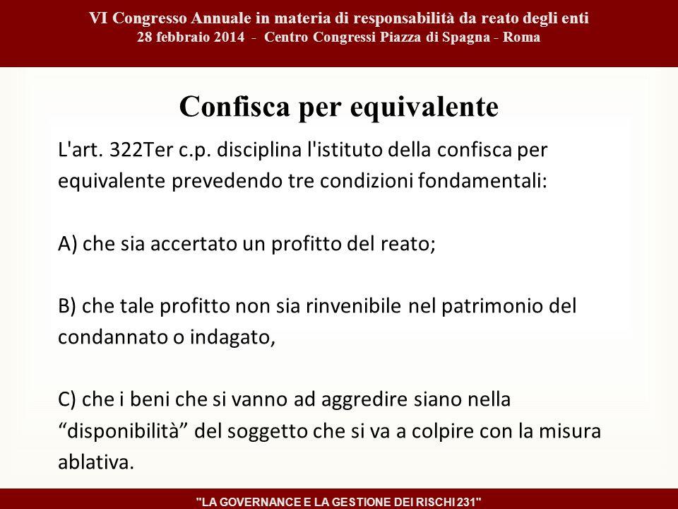L art. 322Ter c.p.
