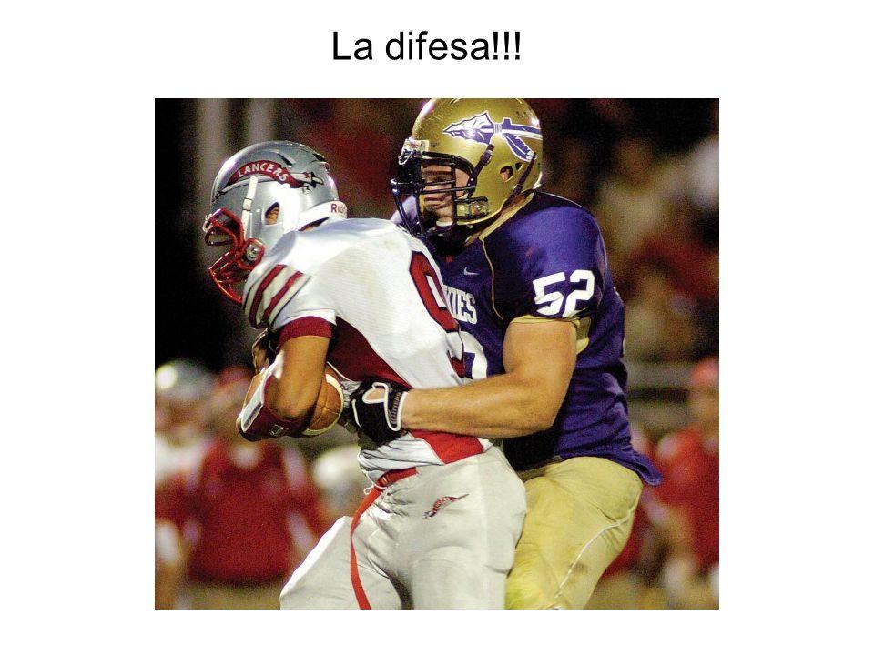 La difesa!!!