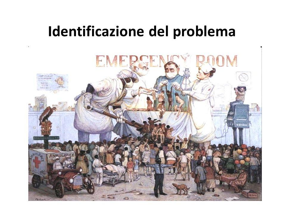 Identificazione del problema