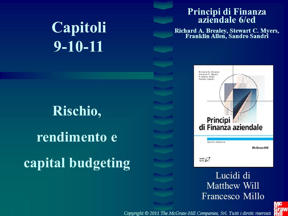 Principi di Finanza aziendale 6/ed Richard A.Brealey, Stewart C.