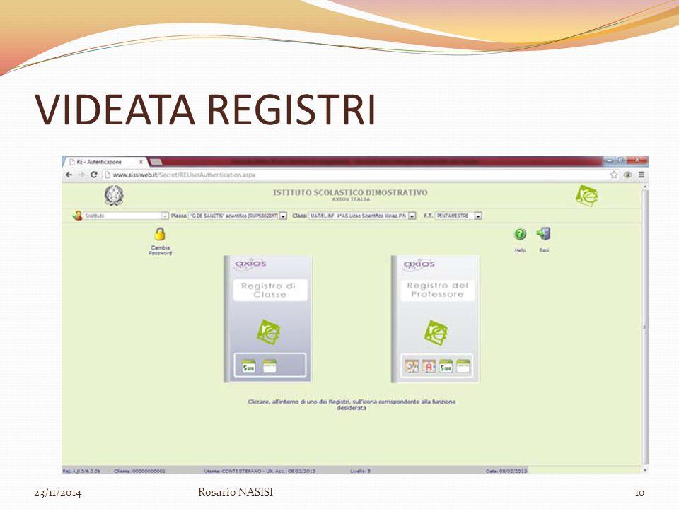 VIDEATA REGISTRI 23/11/2014Rosario NASISI10