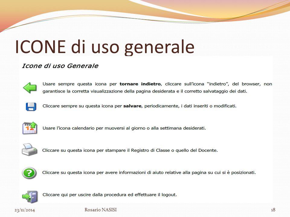 ICONE di uso generale 23/11/2014Rosario NASISI18