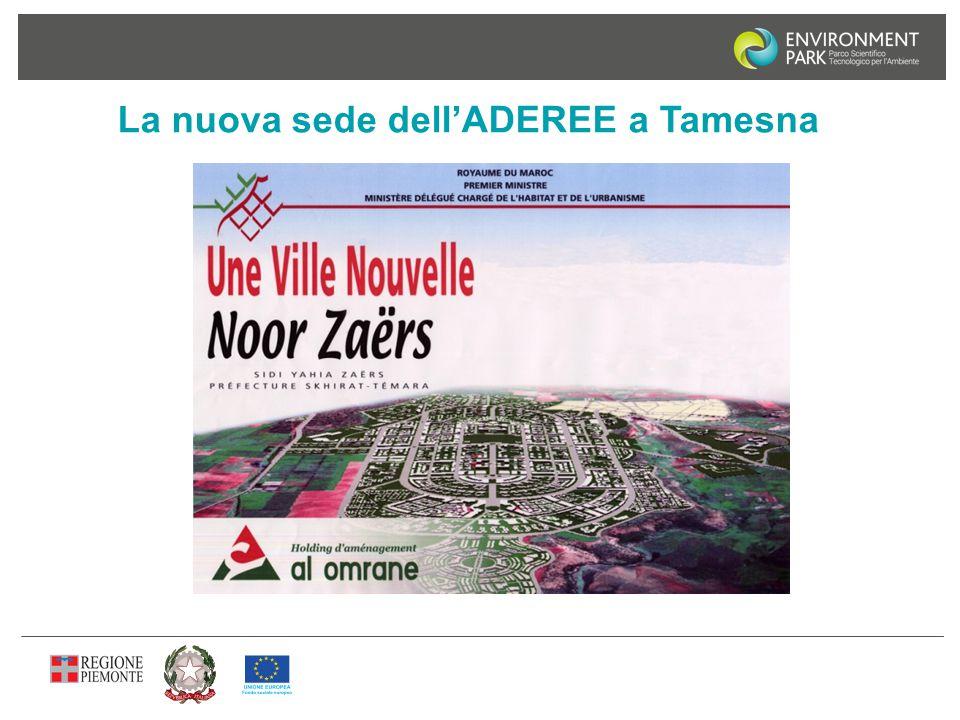 La nuova sede dell'ADEREE a Tamesna
