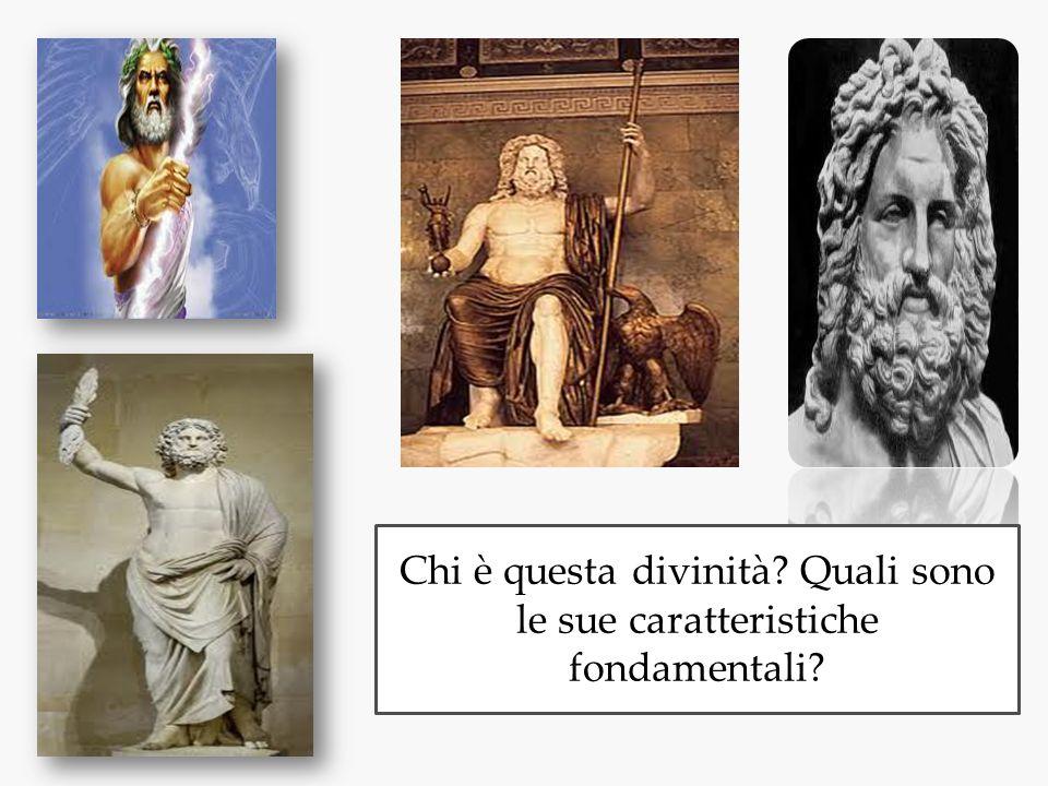 Chi è questa divinità? Quali sono le sue caratteristiche fondamentali?