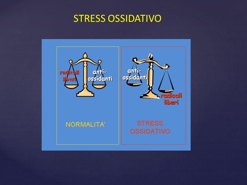 STRESS OSSIDATIVO