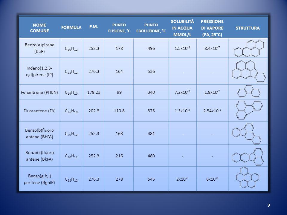 10 catecolocis-cis acido muconico catecolo 1,2 diossigenasi O2O2 acido dicarbossilico intermedi ciclo di Krebs SCISSIONE Reazione interfaccia acqua-sedimento