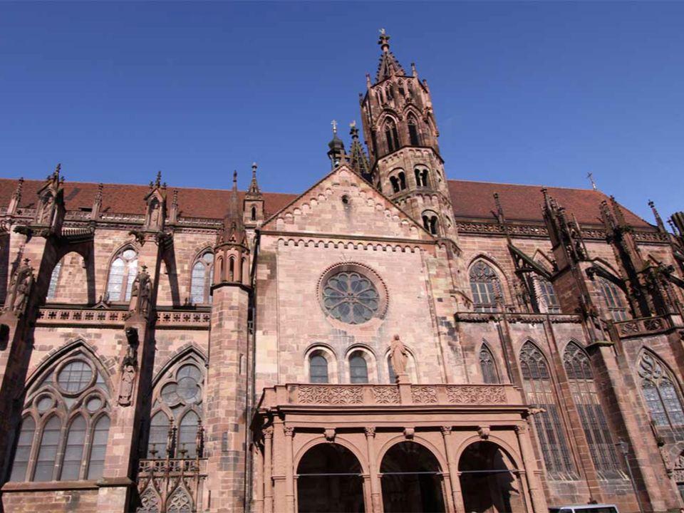 Berlino Erfurt Eichsfeld Freiburg