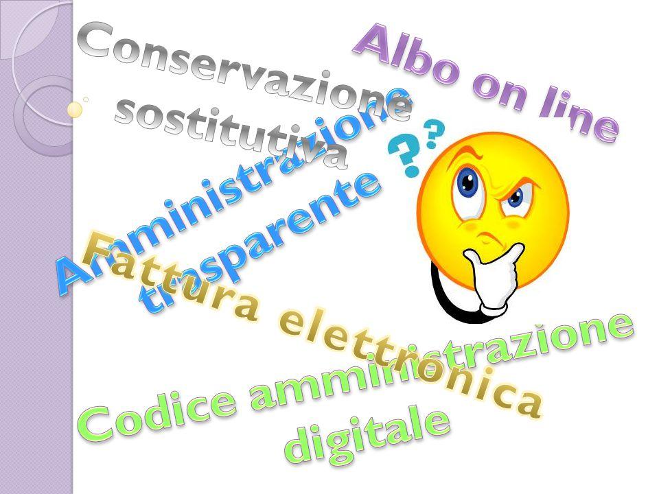 Indicazioni operative I documenti devono essere caricati in formato elettronico.