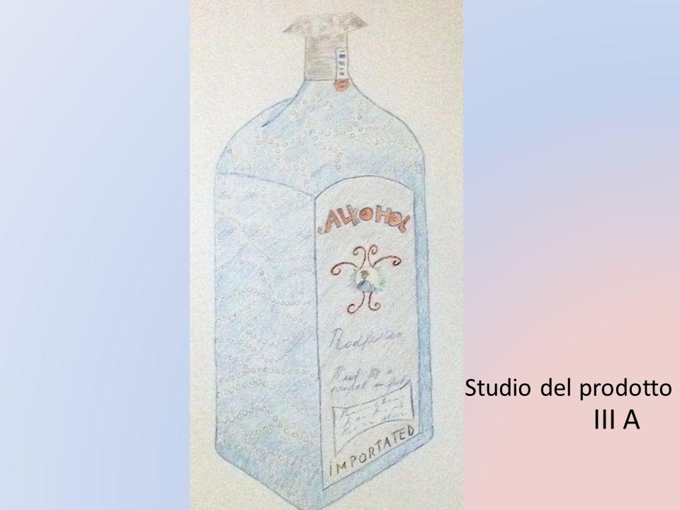 III A Studio del prodotto