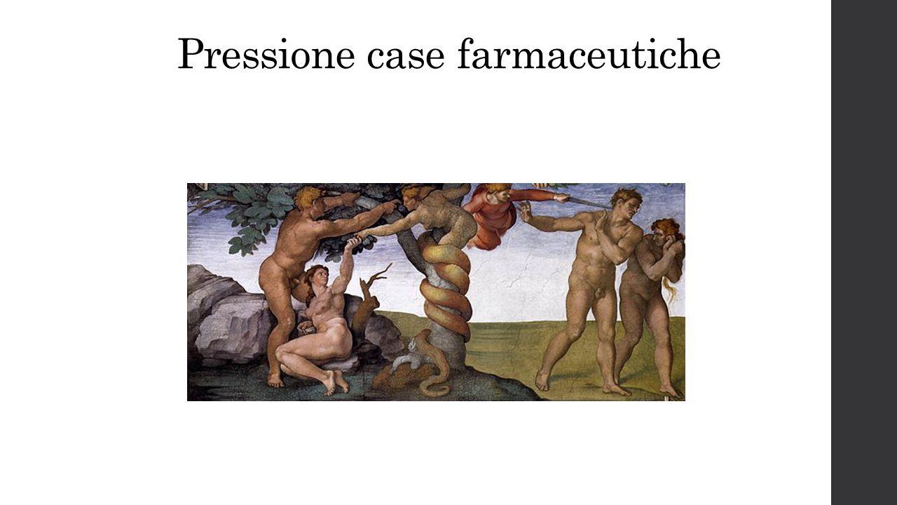 Pressione case farmaceutiche