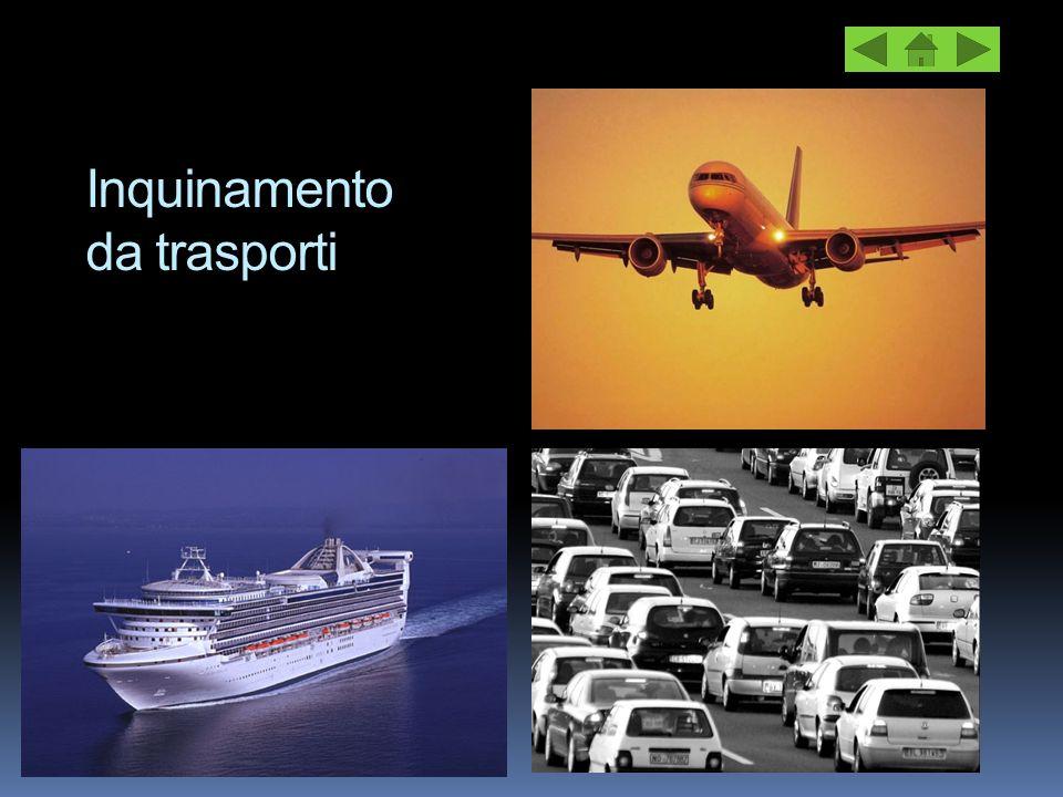 Inquinamento da trasporti