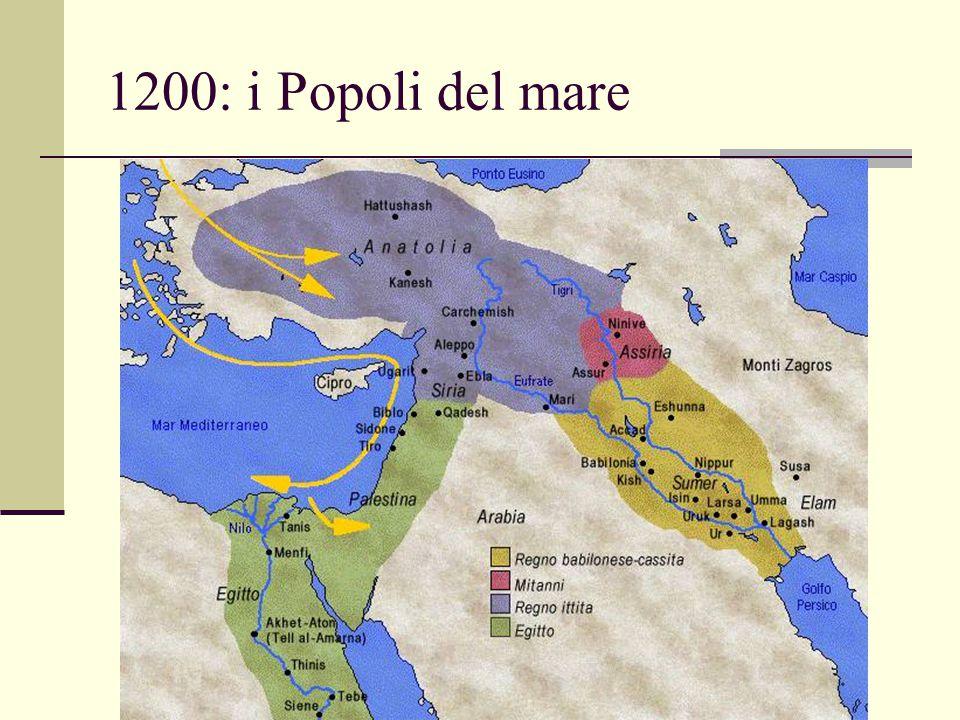1200: i Popoli del mare
