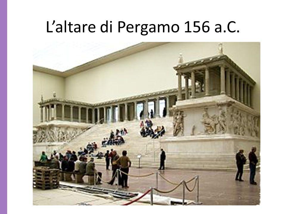 L'altare di Pergamo 156 a.C.