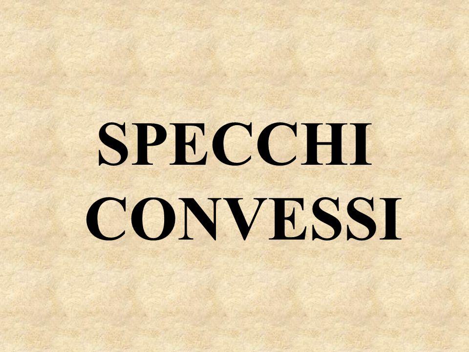 SPECCHI CONVESSI