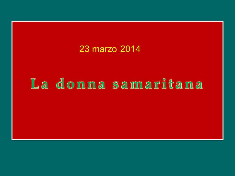23 marzo 2014