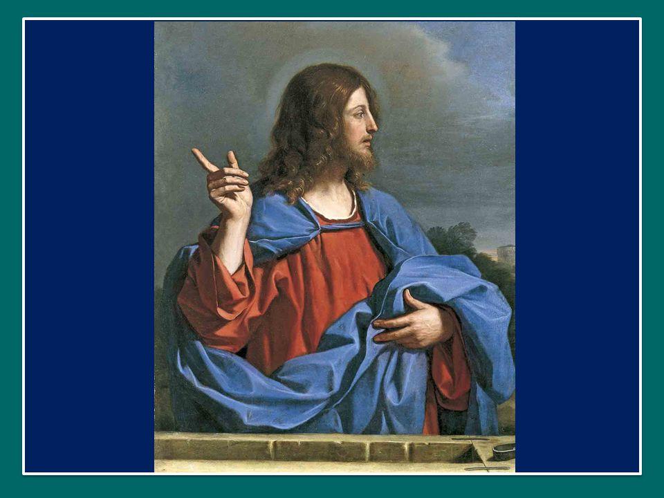 Gesù la pone davanti alla sua situazione, non giudicandola ma facendola sentire considerata, riconosciuta, e suscitando così in lei il desiderio di andare oltre la routine quotidiana.