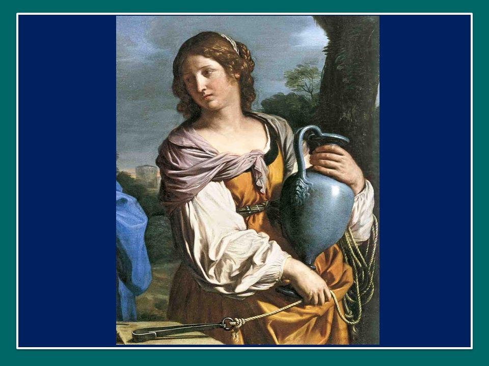 Quella di Gesù era sete non tanto di acqua, ma di incontrare un'anima inaridita.