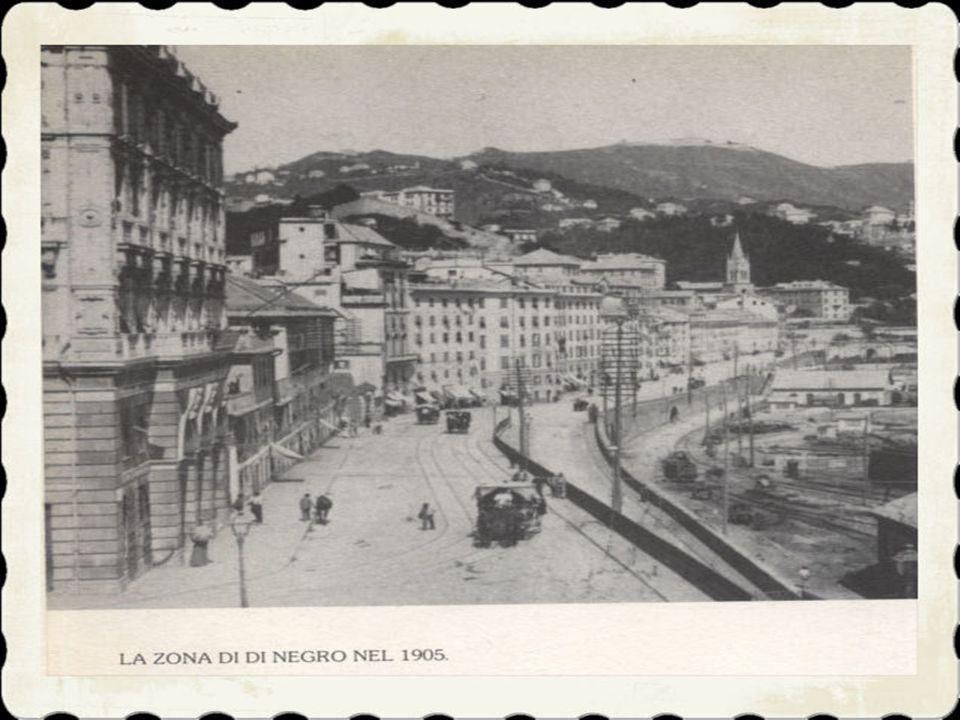 2)La presenza civile in quell angolo di Liguria si rafforzò poi successivamente con la creazione di altri organismi, come la chiesa di San Benigno - del 1132 - situata sulla collina soprastante la spiaggia, e quella di S.