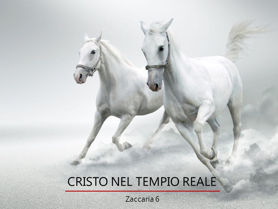 CRISTO NEL TEMPIO REALE Zaccaria 6