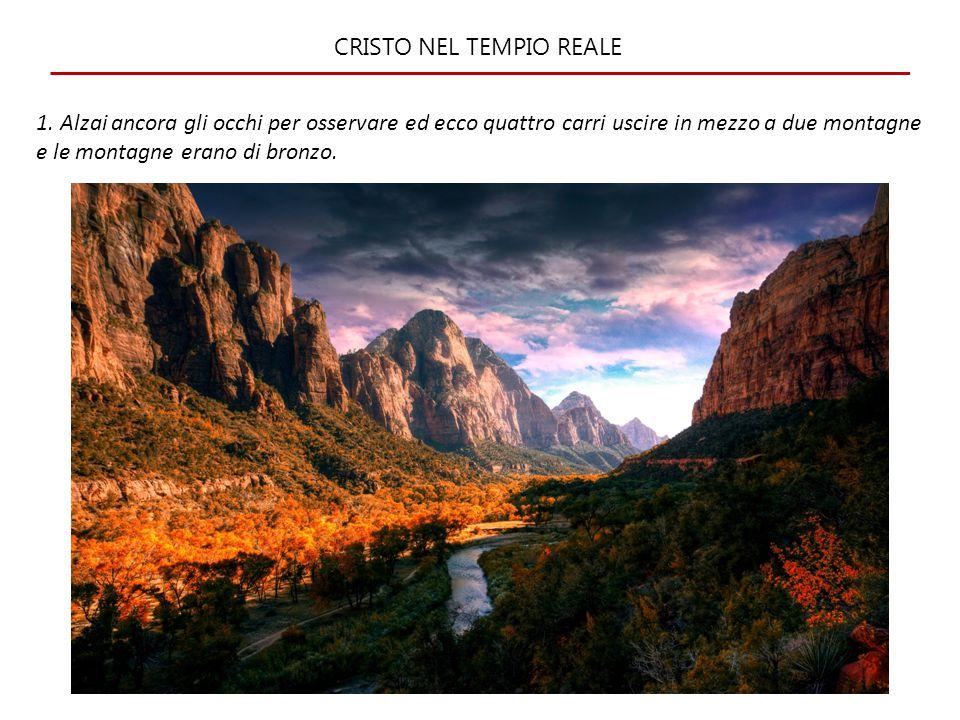 CRISTO NEL TEMPIO REALE 1.