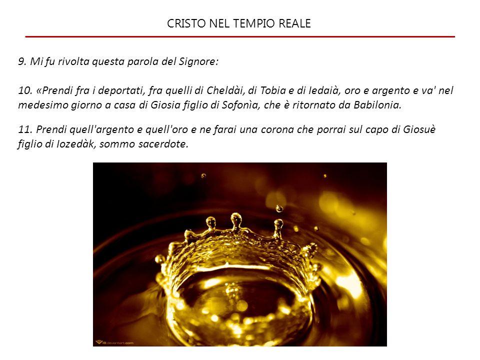 CRISTO NEL TEMPIO REALE 12.