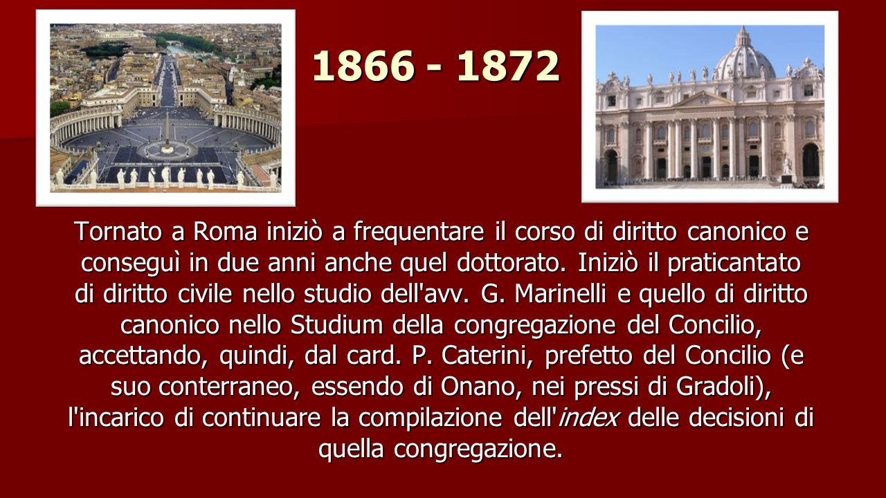 Bibliografia: La storia dell'illustre cardinal Ferrata è stata riassunta dai testi dell'enciclopedia Treccani e da Wikipedia