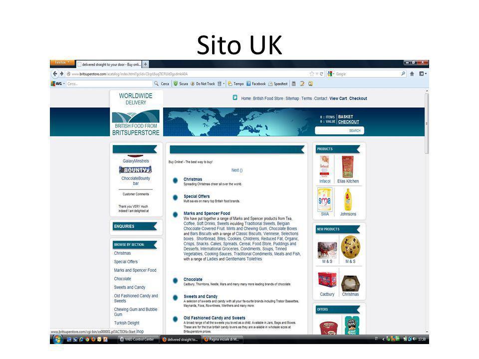 Sito UK