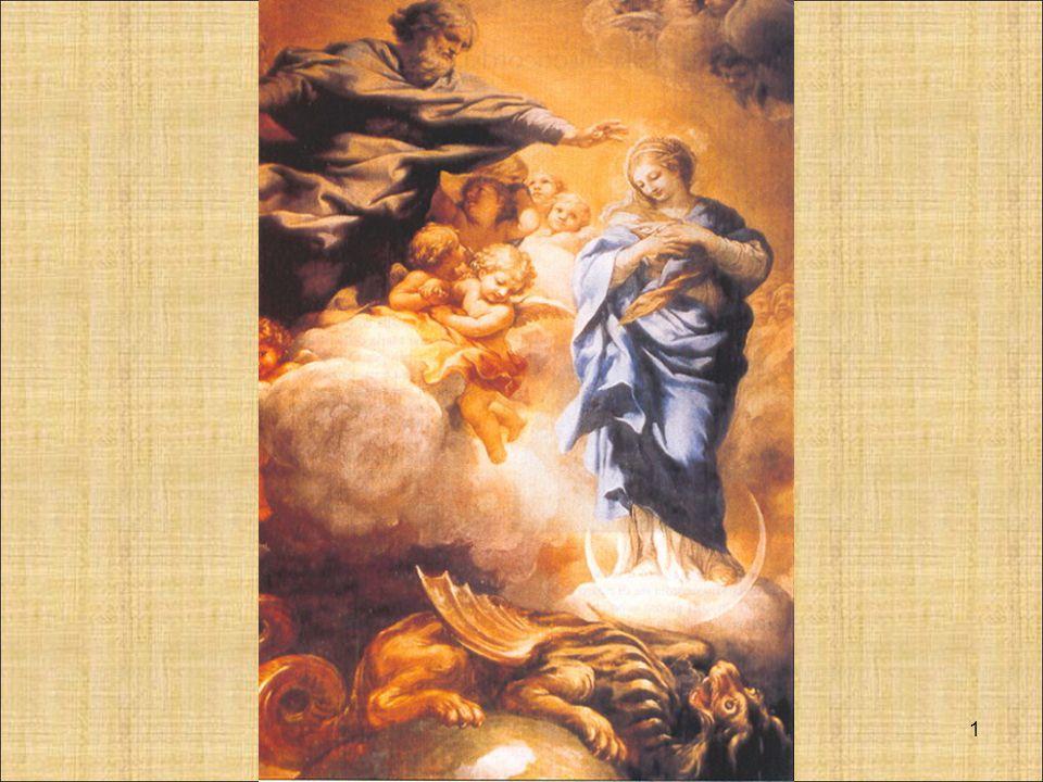 Benedetta tu fra le donne e benedetto il frutto del tuo grembo (Lc. 2, 42) 21