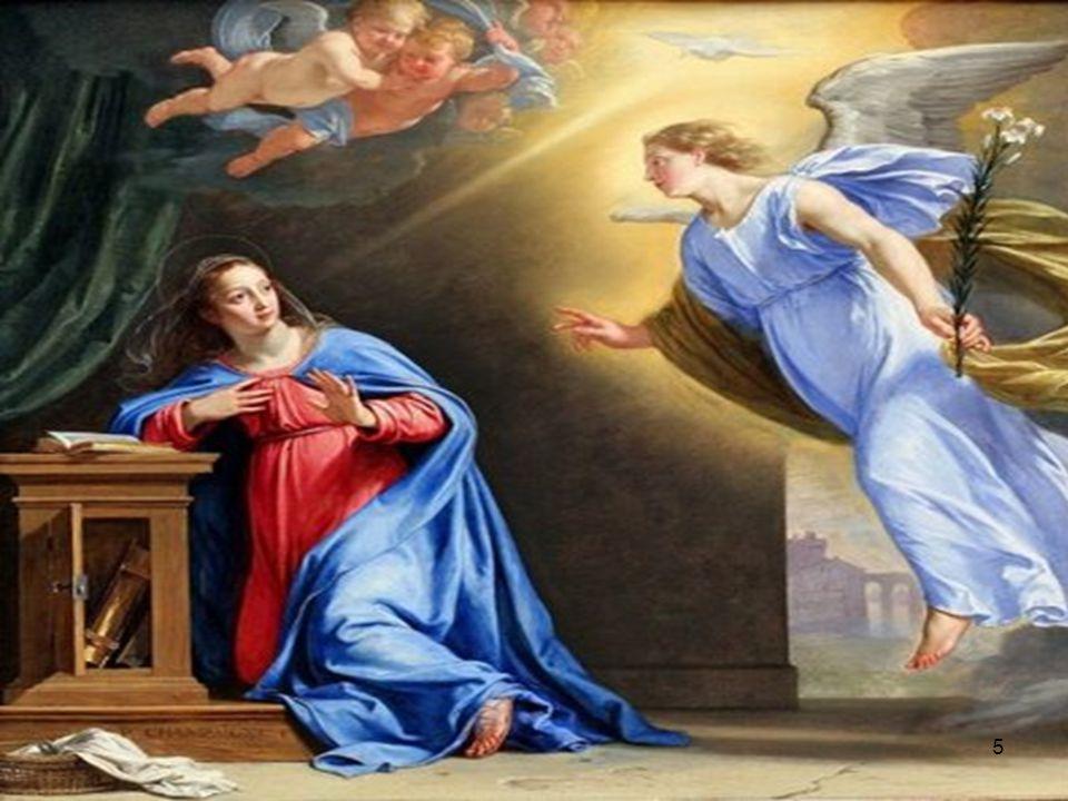 Non possiamo iniziare il nostro insegnamento il nostro annuncio sulla Beata Vergine Maria se non facciamo riferimento al Mistero della Annunciazione.